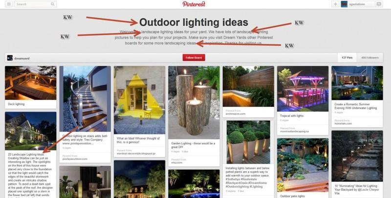 dreamyard outdoor lighting