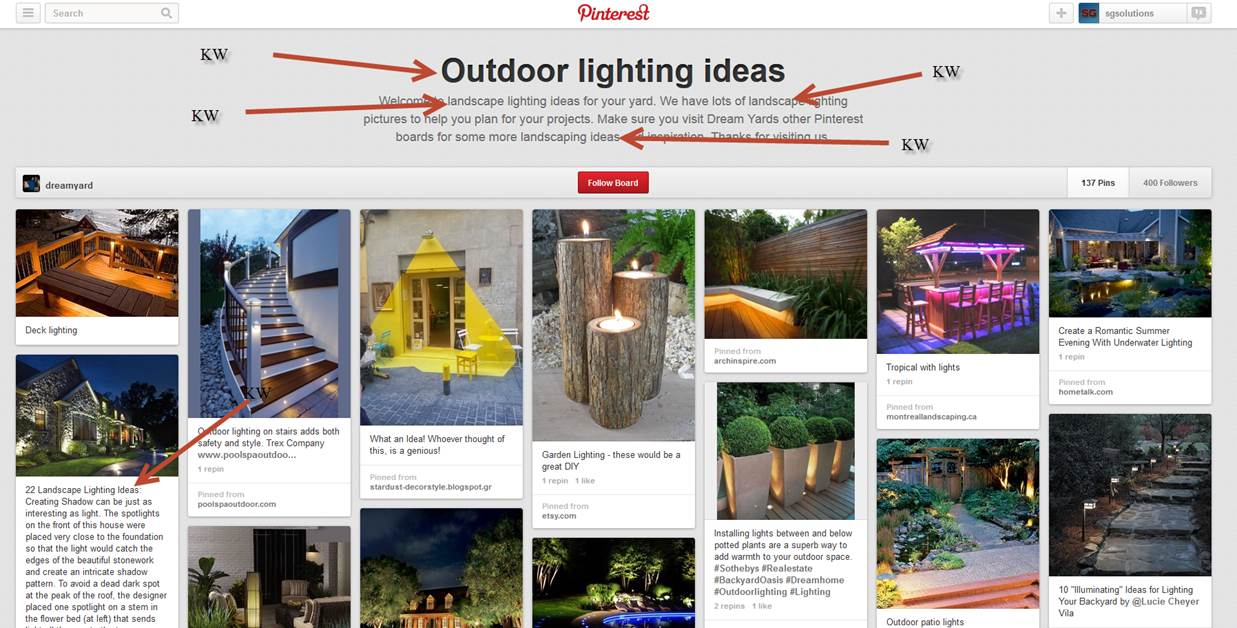 dreamyard outdoor lighting