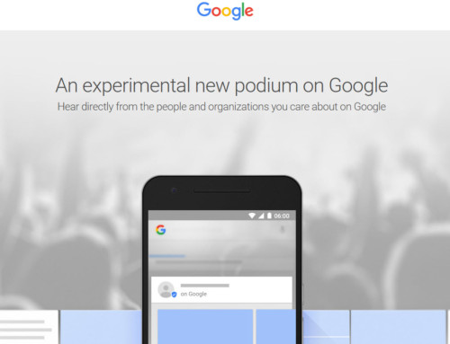 Search Geek Solutions Part of New Google Beta Program Called Google Posts